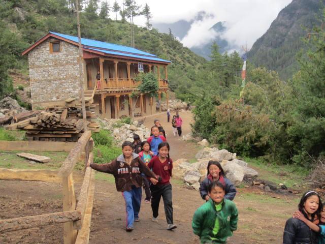 New hostel with children 640x480