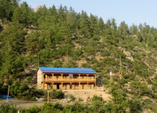 Hostel in spring 2013 640x462