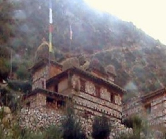 The old Hostel in Humla 640x480