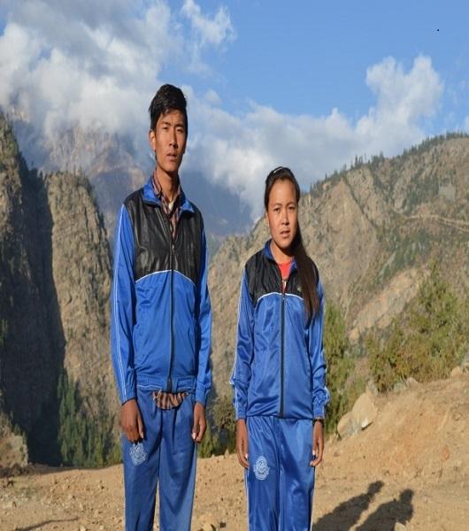 Gangshar och sonam 530x600