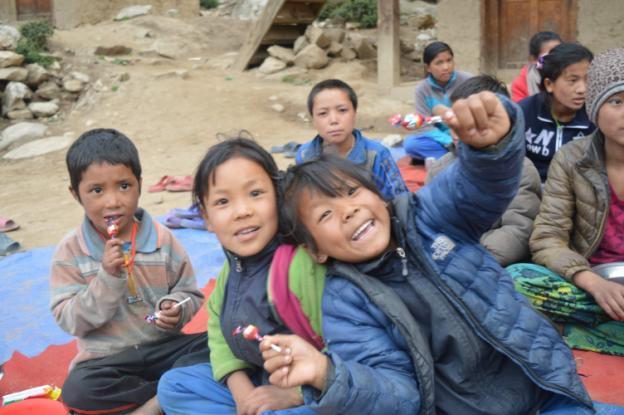 9 Fler glada barn